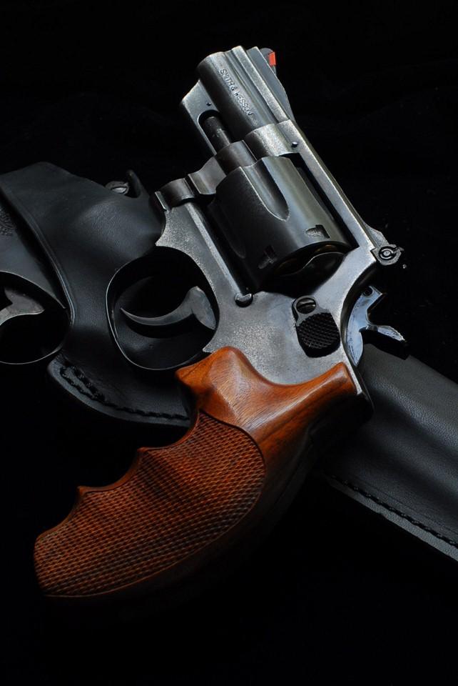 コクサイ S&W M19 Combat Magnum