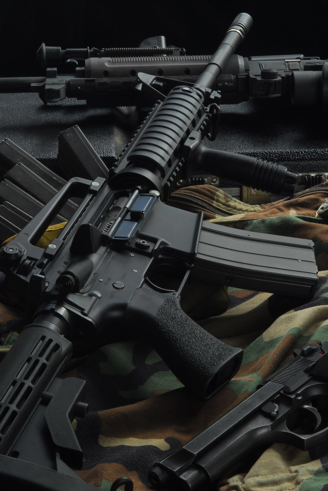 WA・M4A1・16インチバレル 【海兵隊試作モデル】