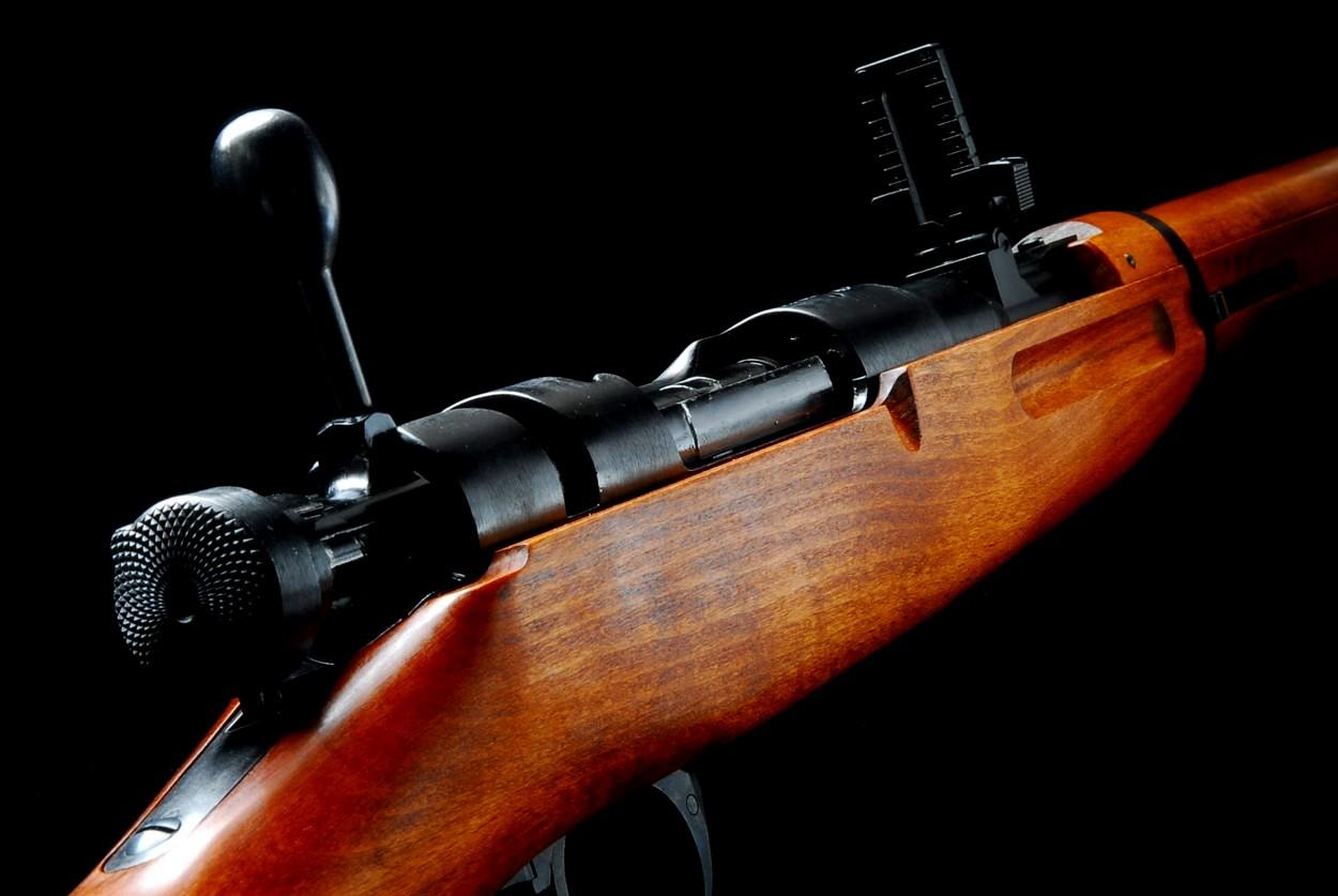 タナカワークス・三八式騎兵銃(ガスガン)