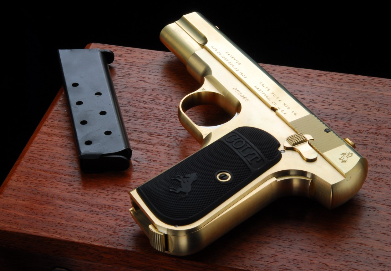 PRODUCTS ZEKE コルト1903 Automatic Pistol