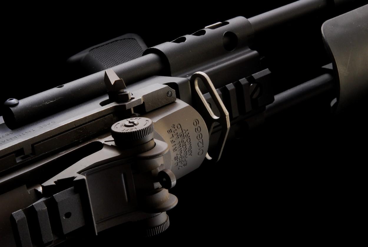 WE SFA M14 GBB EBR