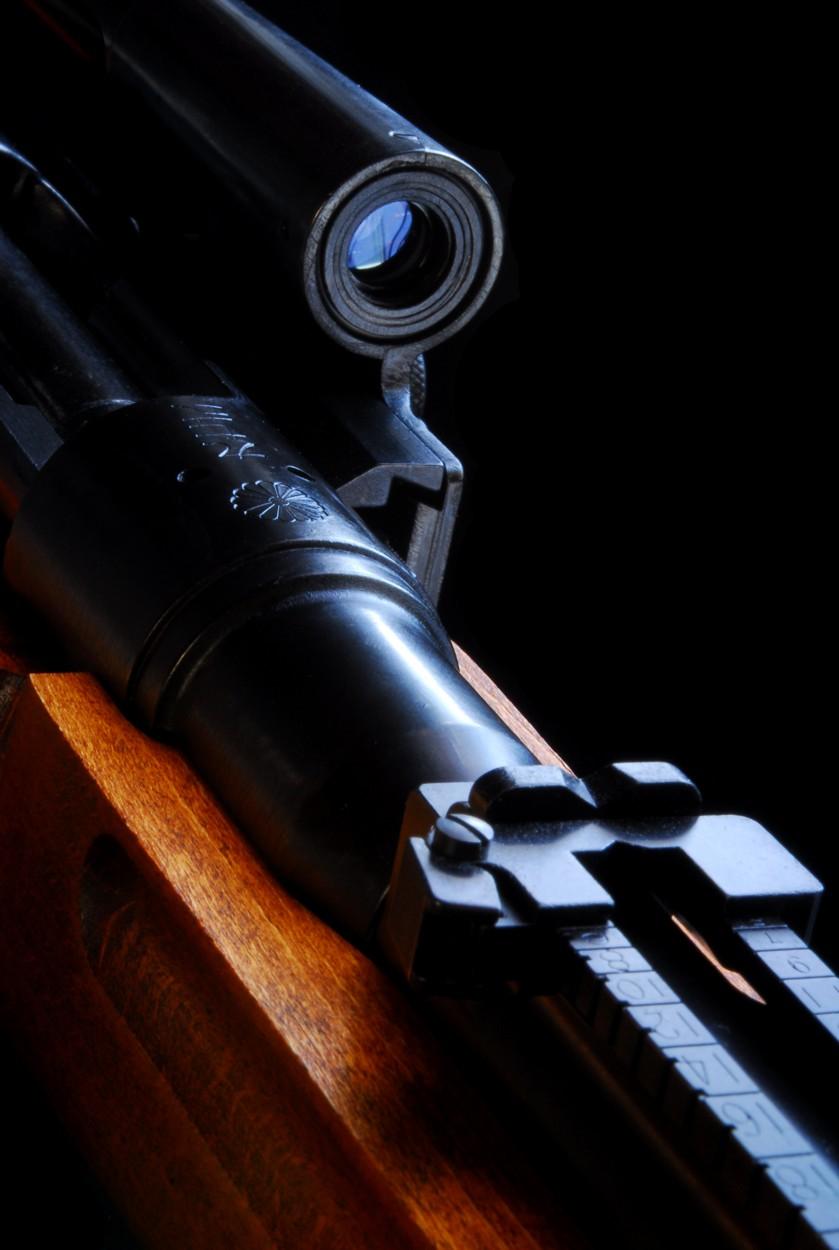 タナカワークス・97式狙撃銃(ガスボルトアクションGUN)