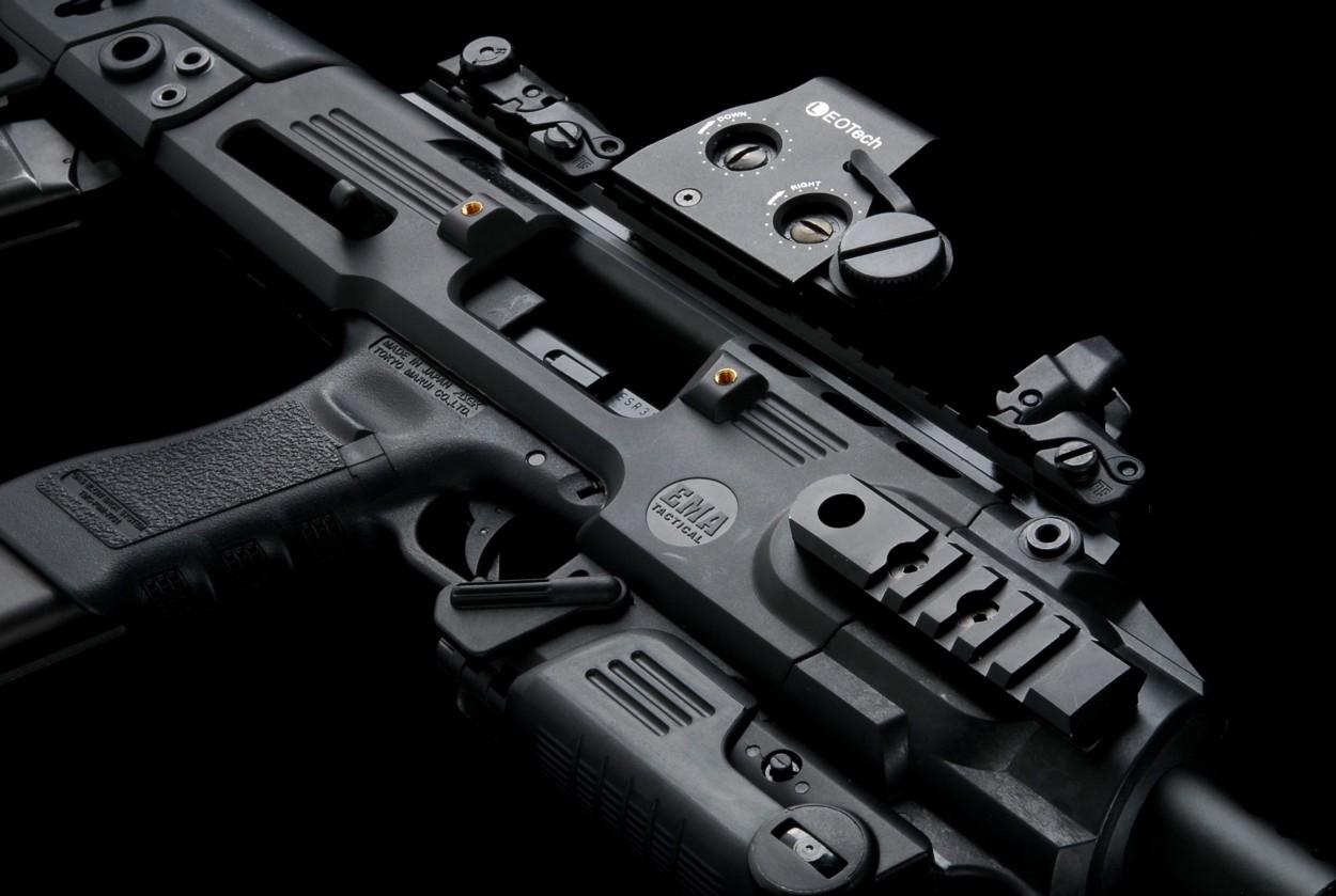 RONI Pistol-Carbine Conversion Kit with Glock 18