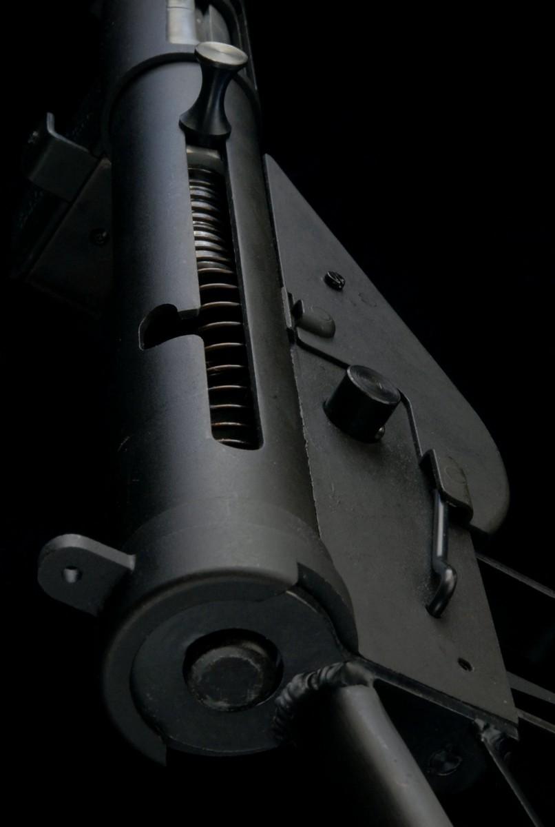 ハドソン・ STEN Mark II Silenced Model