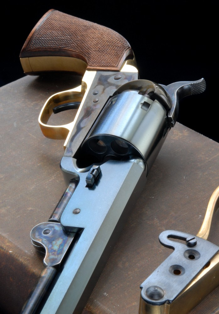 CAW・Colt M1851 Navy・Real Weight - Old Finish