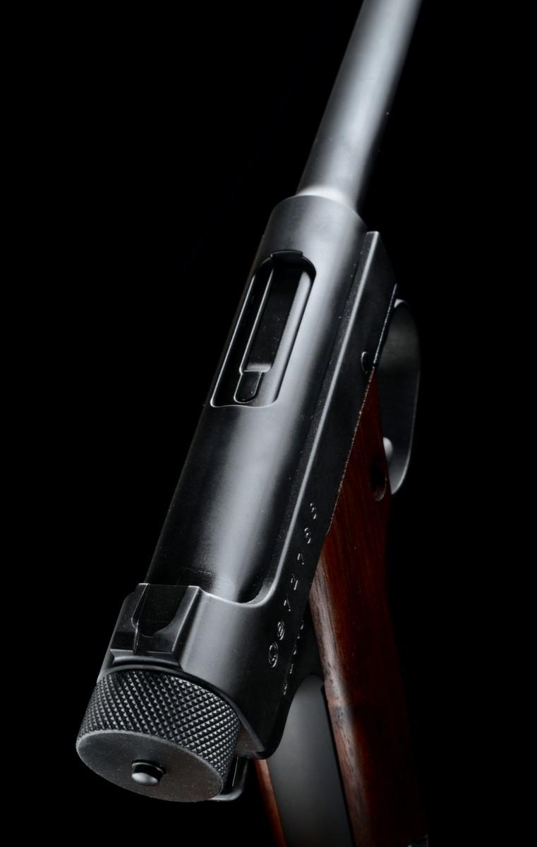 CAW十四年式拳銃末期型 そのデテール