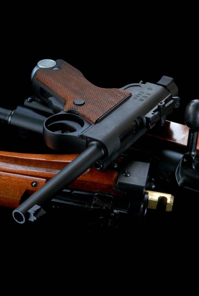 CAW・南部式自動拳銃 大型乙