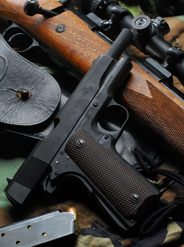 CAW M1911A1 ガバメントコマーシャルミリタリー