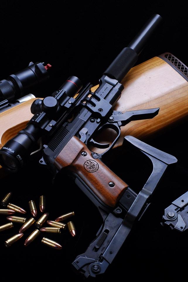 MGC ベレッタ M93R カスタム